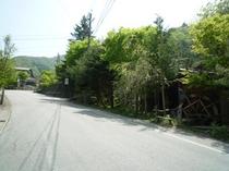 福地温泉街道