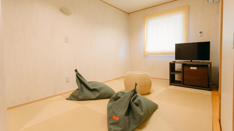 *【和洋室(トイレ付)一例】2019/10/7リニューアル!※客室によりイメージが異なります