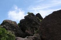 最初のポイント 沓掛山