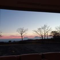 【当館からの景色】四季折々の景色を堪能!