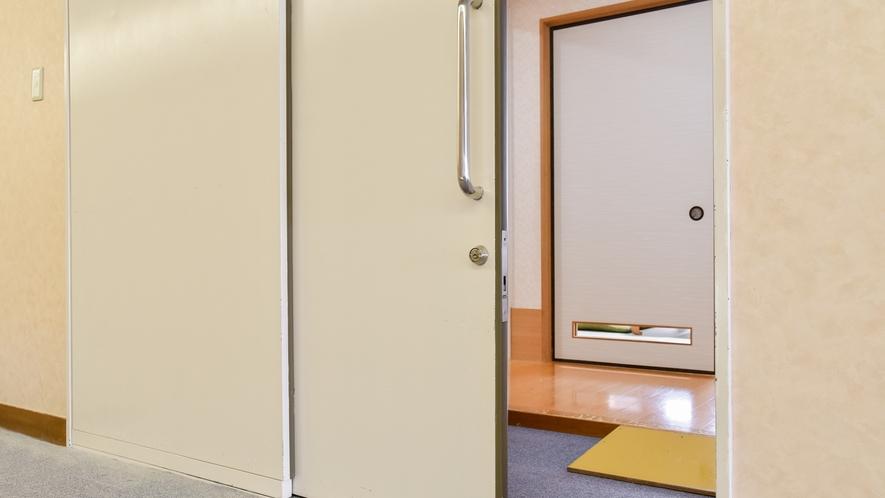 *【バリアフリー和室】スライド式ドアなので、段差もなし!