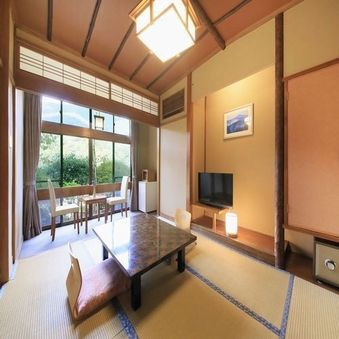 【HC】お正月プラン〜源泉檜風呂・トイレ付 6畳和室