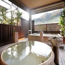浴室/さくらの湯 桧・陶器