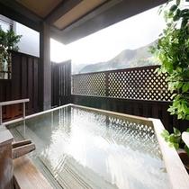 浴室/さくらの湯 桧浴室
