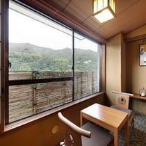 【A】千代田館標準和室または和洋室(バス・トイレ付) 一例