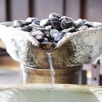浴室/さくらの湯 陶器湯口