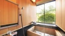 C】源泉檜風呂・トイレ付標準和室(6畳タイプ)  客室一例
