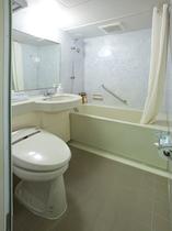 PLAZA Single&semiーDouble Bathroom