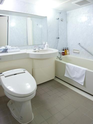 PLAZA Twin&Double Bathroom