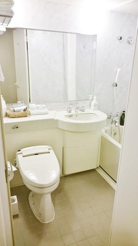 ツイン ダブル バスルーム2