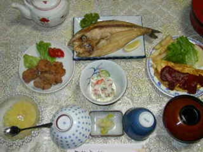 夕食(☆*:・°1泊2食付き(夕食・朝食)ゆったり満足プラン ☆*:・° の夕食の一例です)