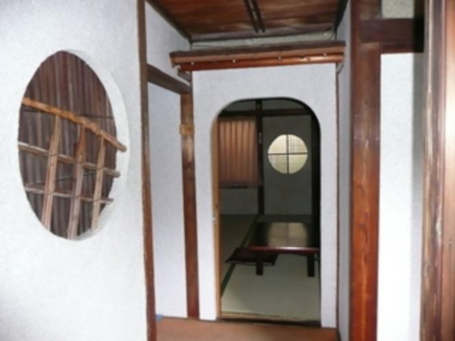 二階 お部屋入り口