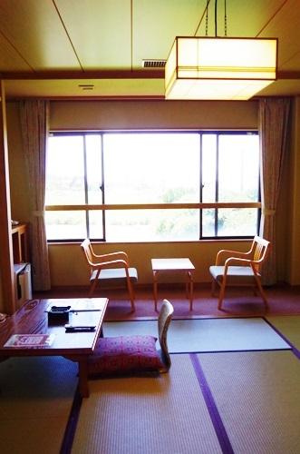新設された2階客室