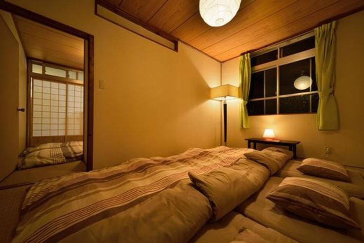 annex和室