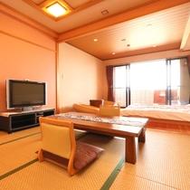 露天風呂付客室『白砂』
