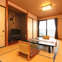 客室『虹・風』