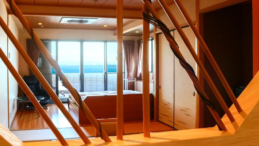 露天風呂付客室◆高砂