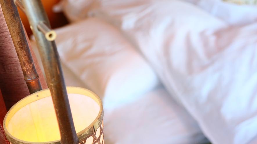 客室◆ベッド