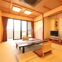 露天風呂付客室『渚砂』