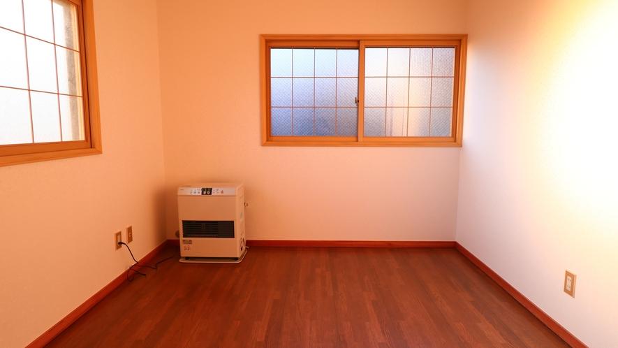 【離れ】洋室のお部屋がある棟もあります
