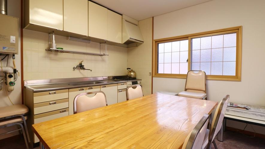 【離れ】離れのお部屋は1棟貸切キッチン付きの自由な宿泊