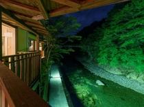 離れ特別室 【武蔵】景観