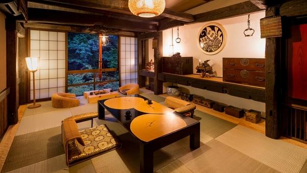 『究極の武家屋敷』本物の古民家客室(特別室)極Kiwami〜