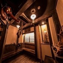 江戸時代の香り豊かな館・・・そこはまるで古き良き時代への時感(じかん)旅行。。。