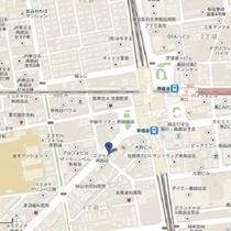 ⑤【新越谷駅 西口】かわしん(信金)前 9:30発→→【湯西川温泉】→→ 14:30頃着