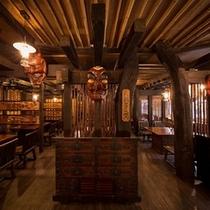 """百年の隠れ館は、古民家一軒丸ごと移築が最大の魅力""""やっぱり本物""""の古民家は何故か落ち着きます。。。"""