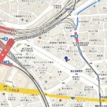 ②【千葉駅 東口】 NTT前 7:40発⇒ 【湯西川温泉】 12:30頃着