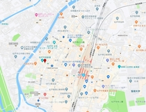 ⑦【松戸駅 西口】市民劇場前 8:45発→→【湯西川温泉】→→13:30頃着