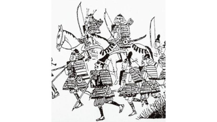 平安戦国期を駆けぬけた大類武士団~平治元年(1159)「下野の国には、大類(おほるゐ)太郎」とあり。