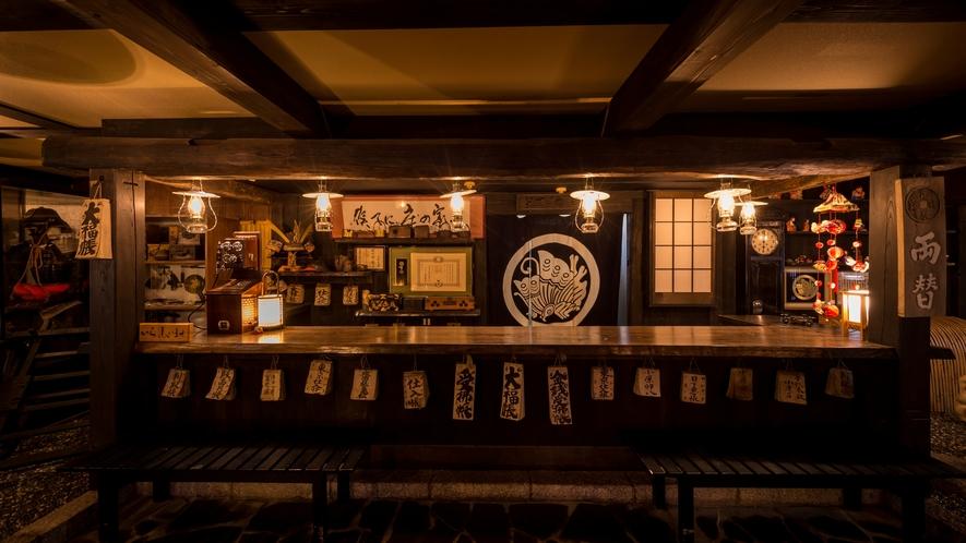 """コンセプトは""""古き良き時代への時感(じかん)旅行""""日本人の心のふるさとにおかえりなさいませ。。。"""