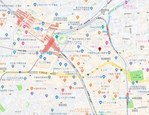 ②【千葉駅 東口】NTT前 8:00発→→【湯西川温泉】→→13:30頃着