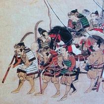 当館の主の姓 大類は平安末期から活躍した武蔵七党の一つ児玉党一族大類武士団の末裔でございます。
