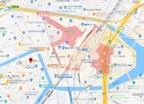 ①【横浜駅 西口】横浜ビブレ脇公道 8:00発→→【湯西川温泉】→→13:30頃着