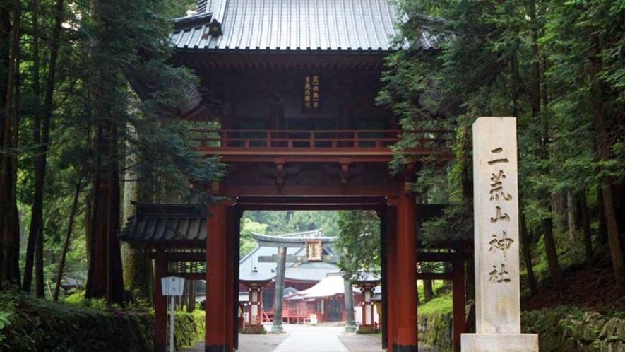 【日光二荒山神社】はユネスコの世界遺産に「日光の社寺」の構成資産の1つとして登録されております。