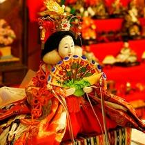【桓武平氏伝承の雛祝い】『2月下旬~5月迄』美しい雛飾りにうっとり!イベントも盛りだくさんです。。。
