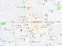 ④【新越谷駅 西口】かわしん(信金)前 8:00発→→【湯西川温泉】→→13:30頃着