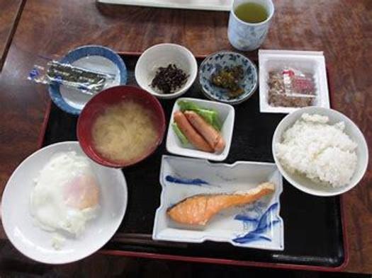 【平日限定】[手作り和食の朝食付]シングルルームプラン