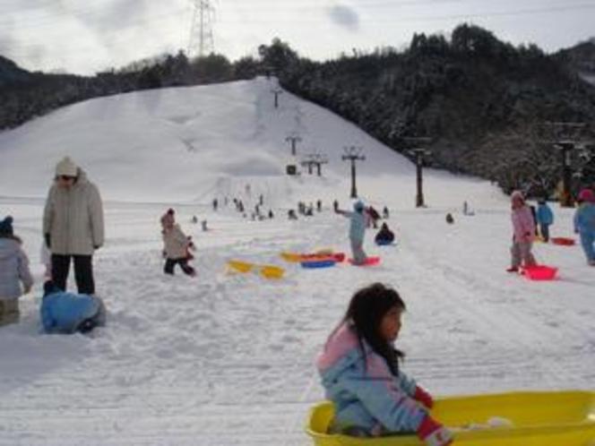 赤子山スキー場スノーパル