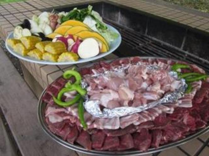 BBQ食材