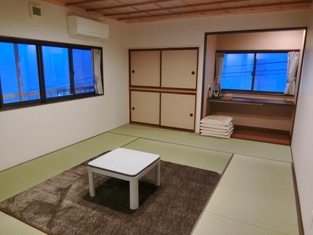 2017 12月リニューアルオープン くつろげる和室 禁煙室