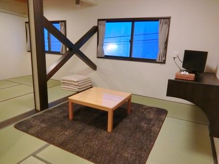 ファミリープラン 和室 禁煙室
