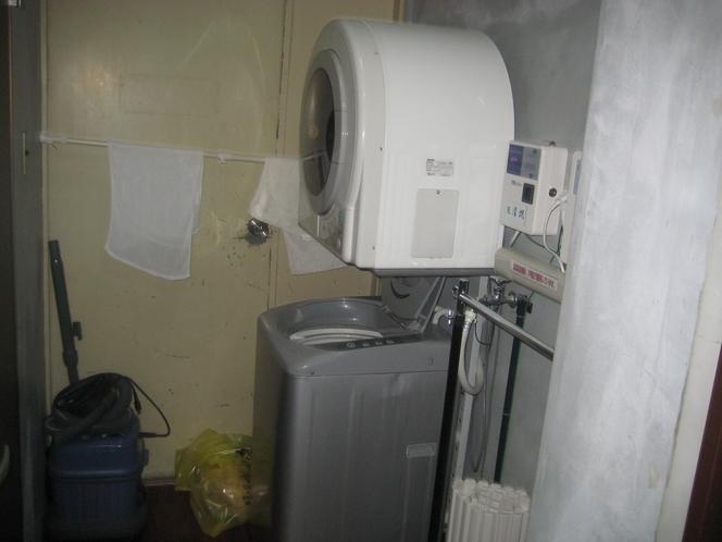 コインランドリー・乾燥機