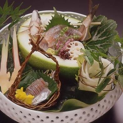 【絶品グルメ】鮎の塩焼き☆刺身☆釜飯☆鮎三昧プラン♪