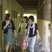 宿泊プラン:女子旅プラン