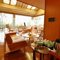 ご朝食後モーニングコーヒーのサービス