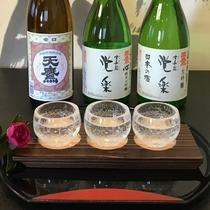 栃木の地酒 天鷹 利き酒セット 大吟醸 純米大吟醸 本醸造飲み比べ